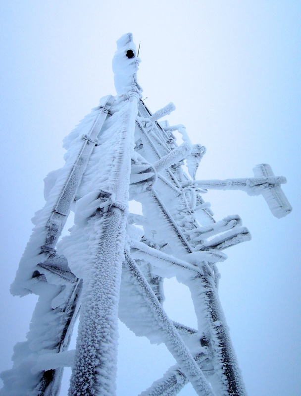 Cairngorm weather station